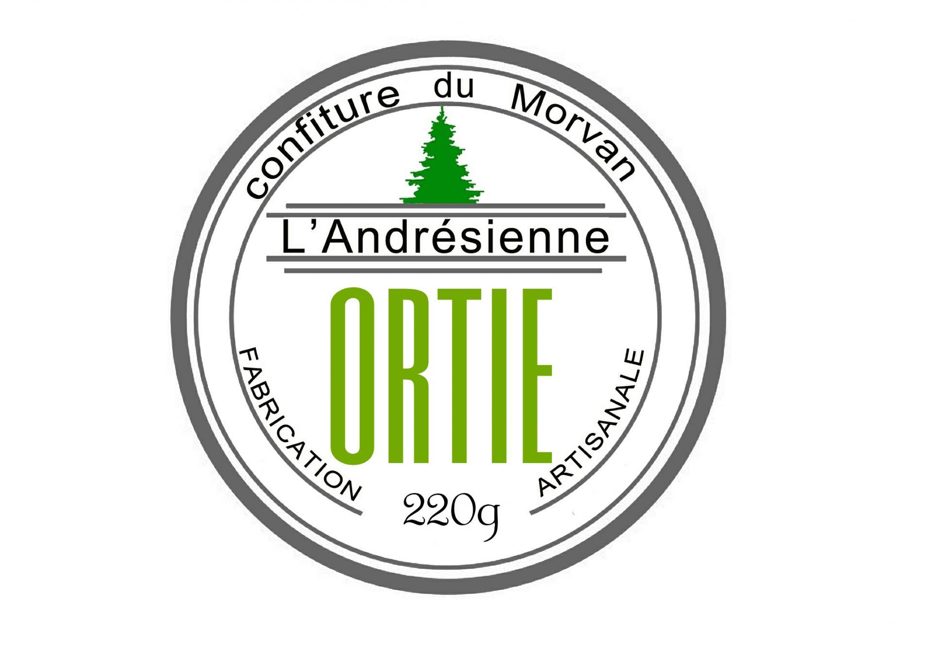 Ortie 220g