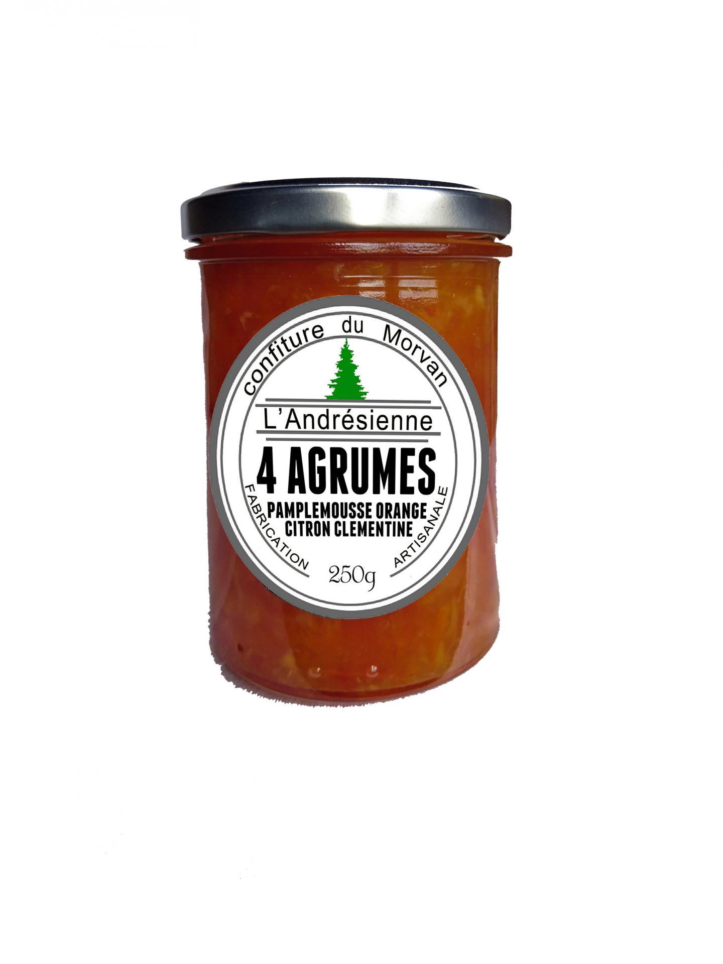 Pot 4 agrumes 1