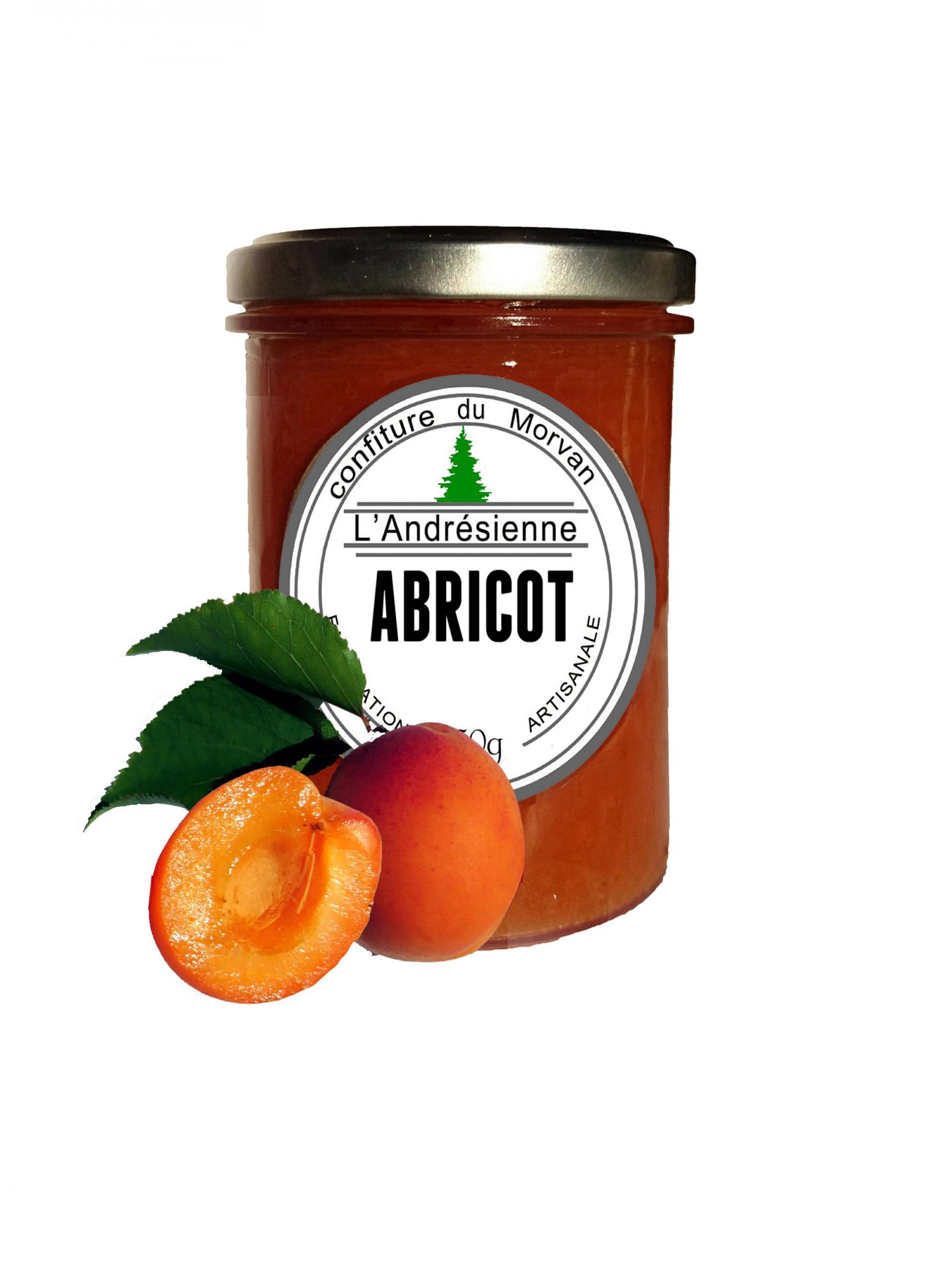 Pot abricot 02