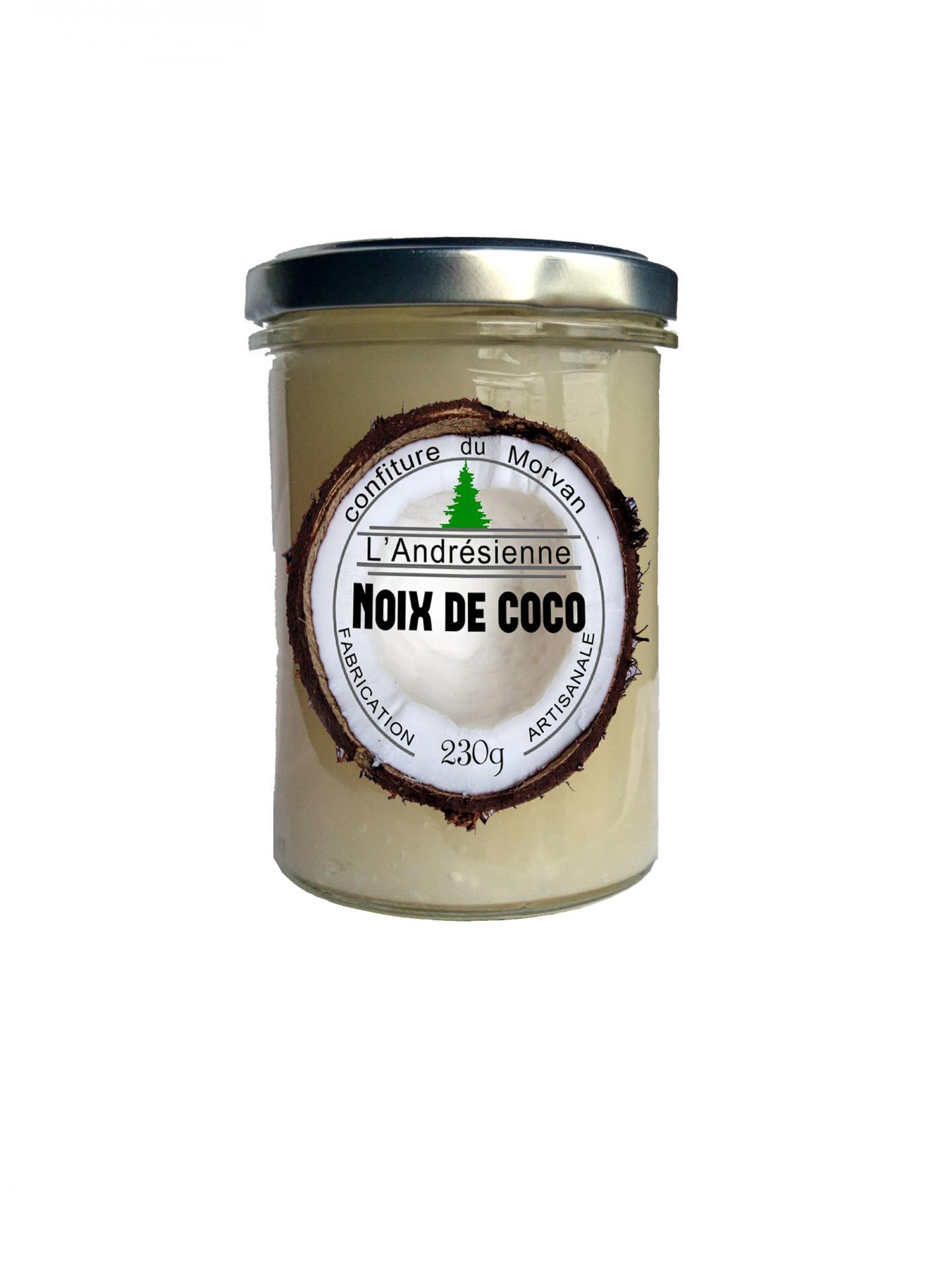 Pot noix de coco